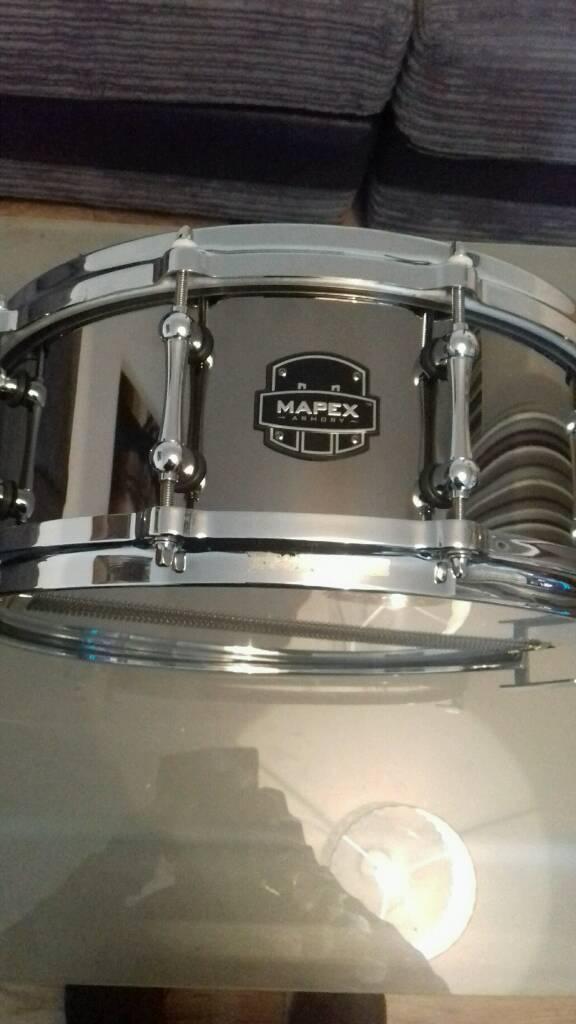 "mapex 14"" x 5.5 tomahawk snare drum"