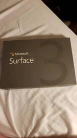 Microsoft surface 3 like new