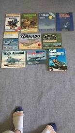 Aircraft modelling books