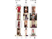 Women's clothes sizes 6-8