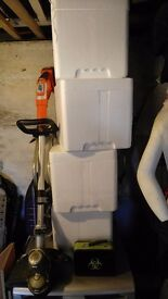Polystyrene boxes - free to a good home