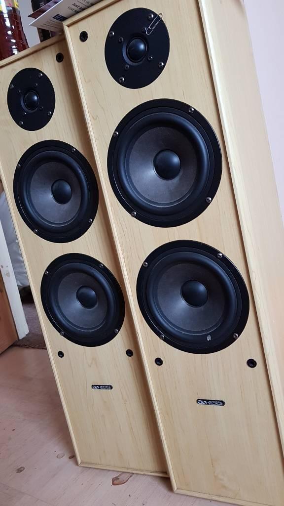 Top quality PROFESSIONAL floorstanding speakers! House/dj/studio monitors