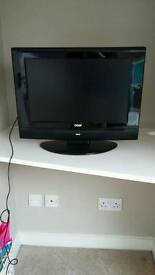 19 inch DGM TV with built in dvd
