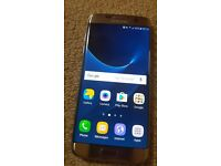 Unlocked Samsung s7 Edge Gold