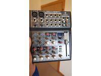 Behringer XENYX 1002 FX - £50