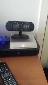 1TB Seagate FreeAgent usb2 external hard drive