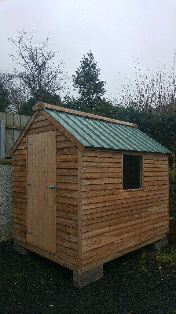 garden sheds sheds 8x8 450 - Garden Sheds Gumtree