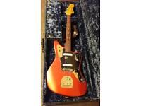 Fender Johnny Marr Jaguar with Staytrem (reduced £££s)