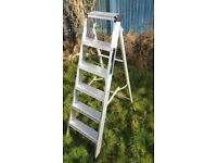 Youngman Builders Stepladders - 6 Tread