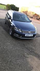 VW Passat 2.0 TDi Sport 177 Estate DSG