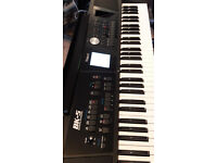 Roland BK-5 (New) Number One for One-Man Bands.Legend of Keyboard Instrum.Video ou to share SMF/MP3