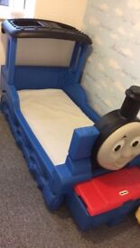 Thomas tank engine toddlers bed