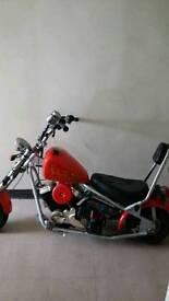 American Chopper (Harley Davidson Style)