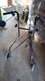 Wheelie Walker Brakes work good £5 call 07523488237
