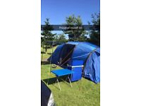 Full Camping Set up , tent & all accessories