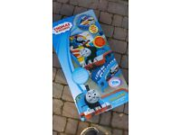 THOMAS THE TANK ENGINE TODDLER BED AND MATTRESS BNIB