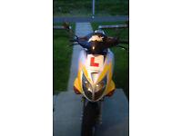 Honda x8r moped for repair