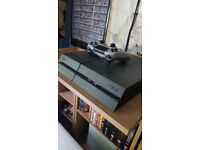 PS4 with aniversary controller - swap for pc monitor or nintendo switch