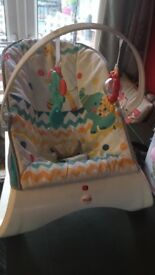Bouncy chair fisherprice
