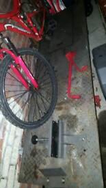 Sealey motor bike ramp lift