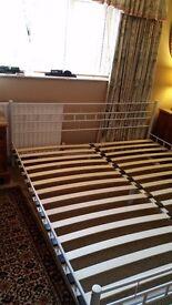 Superking bed frame