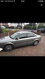 AUDI A4 PRIVACY GLASS AUTO GREAT RUNNER QUICK SALE