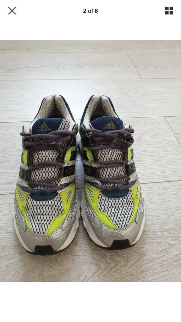Adidas Running Shoe Size 7 i Kilburn, LondonGumtree  in Bury St Edmunds