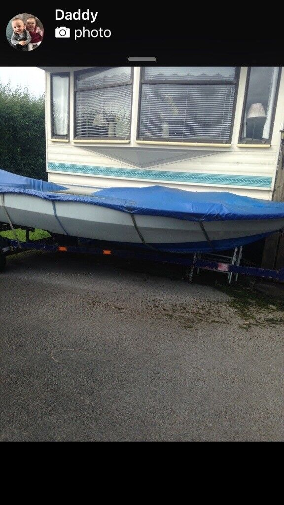 Boat & Trailer for sale bundoran co Donegal