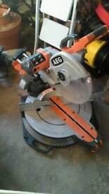 AEG PS305DG chop mitre saw