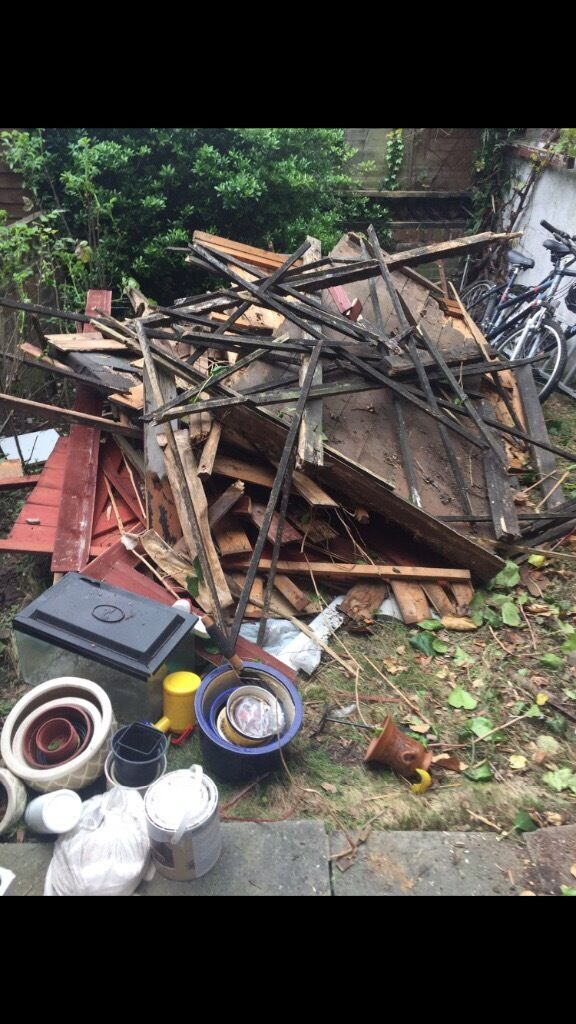 CHEAP RUBBISH REMOVAL! HOUSEHOLD WASTE, BUILDERS RUBBLE, GARDEN WASTE REMOVAL