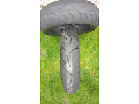 Bridgestone Battlax T30 EVO 120/70-17 Part Worn Tyre