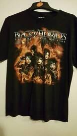 Black veil brides band shirt . Medium