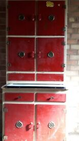 1950s kitchen cabinet for renovation