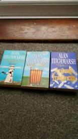 3 Alan Titchmarsh paperbacks