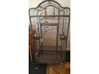 Large liberta voyager parrot cage like new