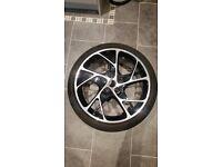 "Renault Speedline STEEV Alloy Wheel 19"""