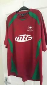 Alloa Athletic FC 2010 away football strip shirt top kit