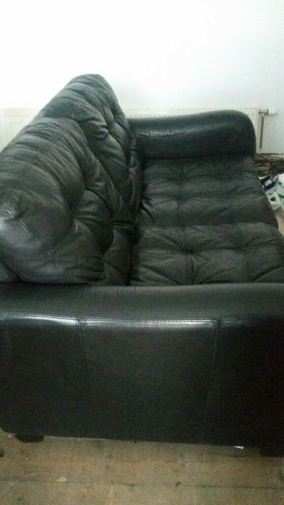 Sofa, 3+ 2 + footstool