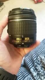 Nikon lense 18-55mm AF-P