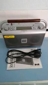 Roberts RD Gemini 27 Portable FM/Dab Digital Radio with free headohones £85 ONO