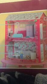 New in box dolls house BARGAIN