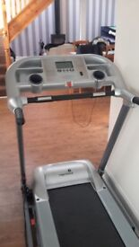 Roger Black Gold treadmill.
