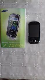 galaxy Europa mobile phone