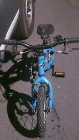 Bike,push bike, kids bike, ridgeback, bicycle, tools, car