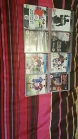 PS3 GAMES. 8