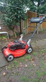 Brings and Stratton simplicity lawn mower