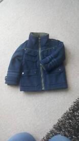 Boys Ted baker coat, 18-24 months