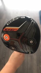 Cobra -king F7 driver (right handed) Mint condition