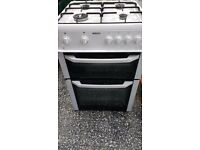Gas cooker Beko freestanding 60cm wide