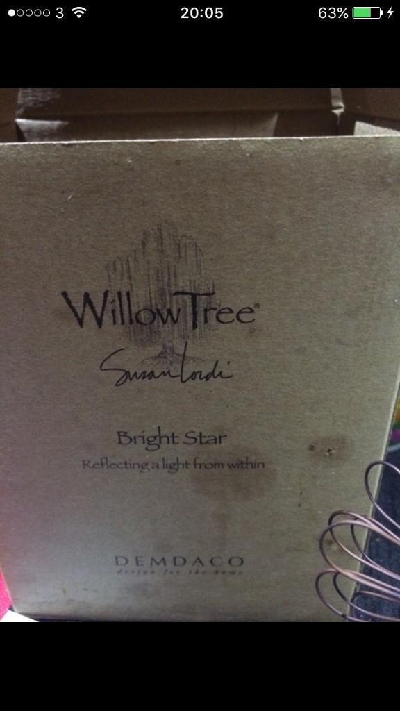 Willow tree star